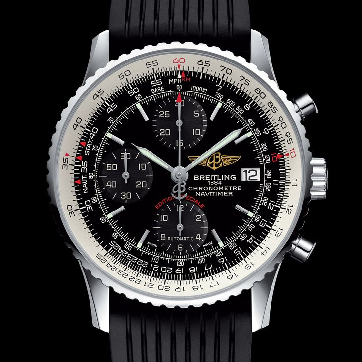 """Gefällt 14 Tsd. Mal, 94 Kommentare - BREITLING (@breitling) auf Instagram: """"Navitimer Heritage: A tribute to the original Navitimer with a black or blue dial bearing tone-on-…"""""""