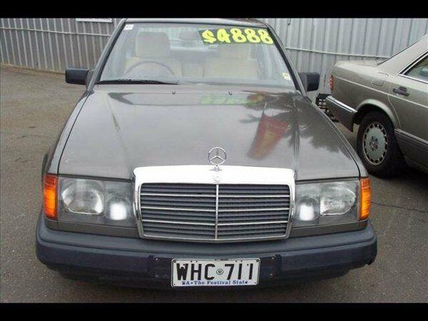 1988 MERCEDES-BENZ 300 E W124 $4999