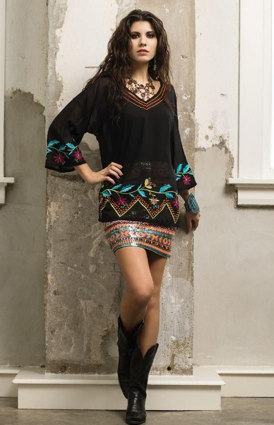 Roja ' Gypsy Wagon Festival ' Skirt!
