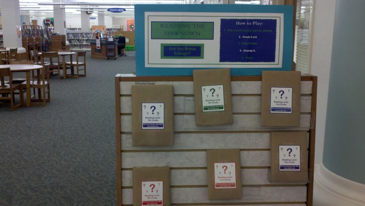blind date display - carefully wrapped fun! for Beneath the Surface?