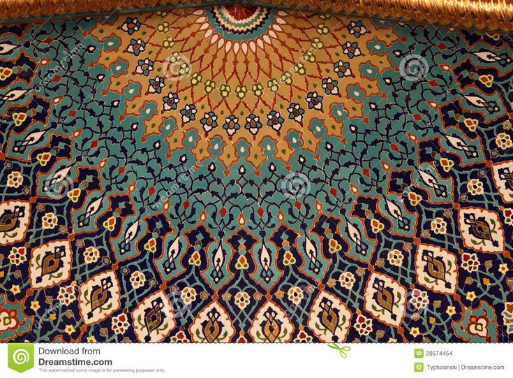 Mosaic Inside Of A Mosque - Download From Over 41 Million High Quality Stock Photos, Images, Vectors. Sign up for FREE today. Image: 20574454