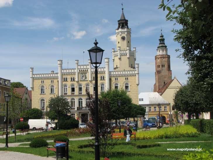 WSCHOWA- Town Hall