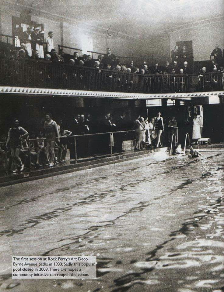 17 best images about vintage merseyside on pinterest - Wirral hotels with swimming pools ...