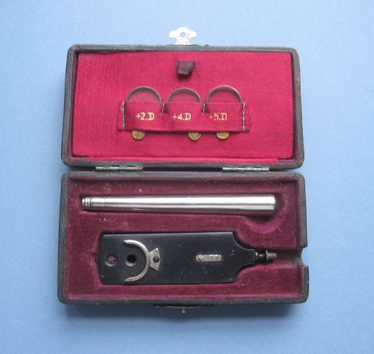 Dr. Komoto's Ophthalmoscope