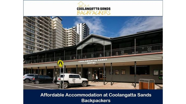 The Coolangatta Sands Backpacker Hostel is located in the heart of Coolangatta on top of the Coolangatta Sands Hotel, and less than a kilometre to the famous Coolangatta Beach. For more information, Please contact us. Coolangatta Sands Backpackers, L1, Cnr McLean Street & Griffith Street, Coolangatta, QLD 4225, Phone: 07 5536 7472, Fax: 07 5536 2303, www.coolangattasandsbackpackers.com.au