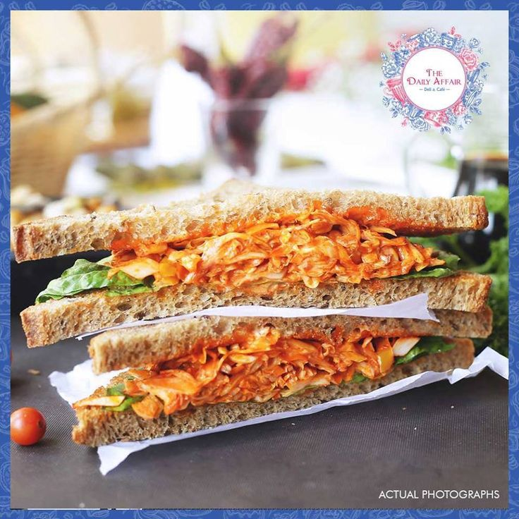 Life is like a sandwich- The more you add to it, the better it becomes. The Daily Affair Deli & Cafe  #thedailyaffair #dailyaffair #NaviMumbai #Kharghar #Delecious #cafe #cakes #donuts