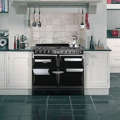 Aga masterchef deluxe electric range cooker country for Kitchen designs with aga cookers