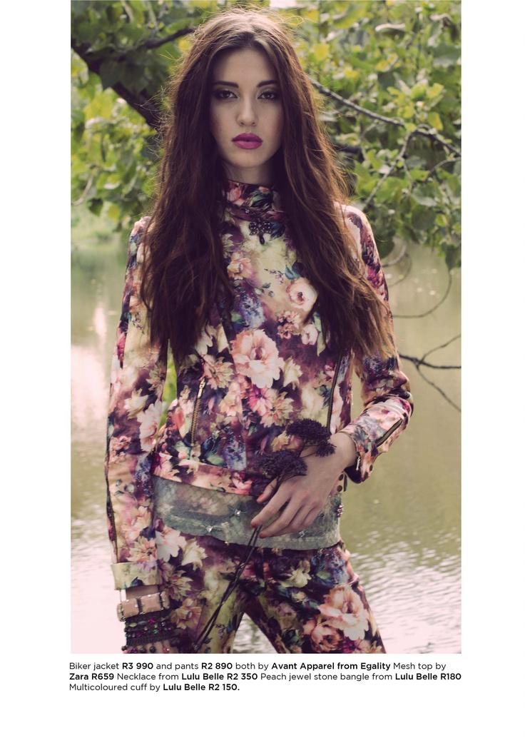 Sandton Magazine April fashion shoot