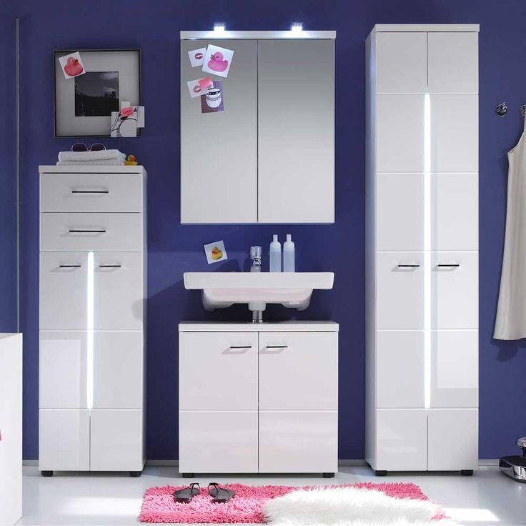 18 best Salle de bain images on Pinterest At home, Cement tiles - hochglanz kuchen badmobel mobalpa