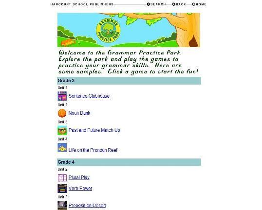 lots of online language arts games