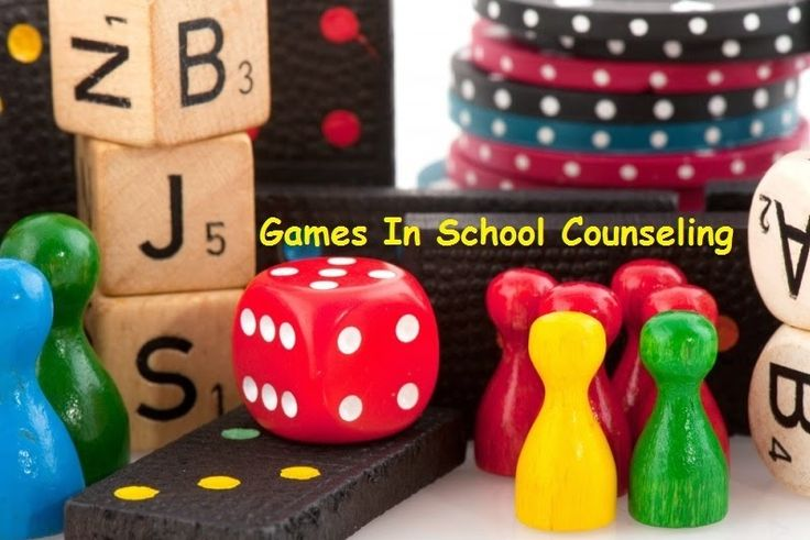 Games in Counseling (The Middle School Counselor)