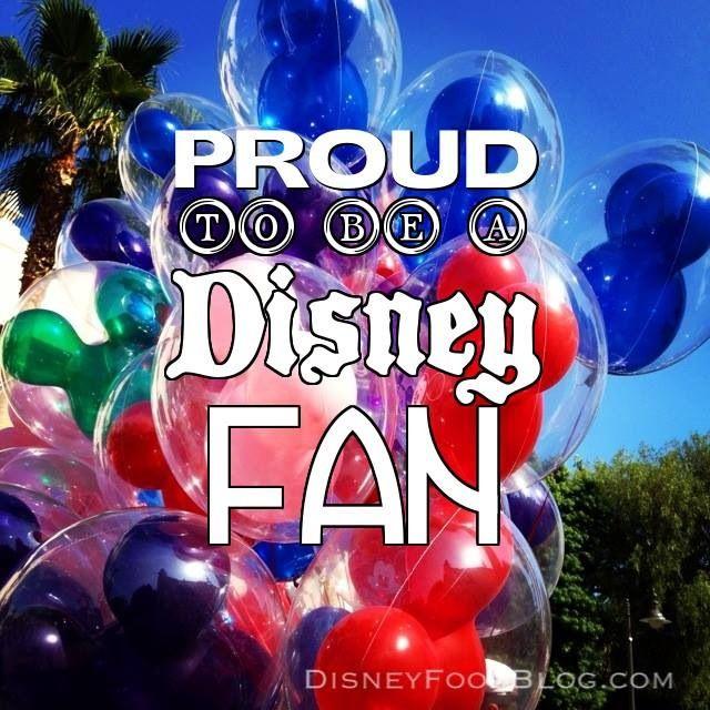 Disney fan!