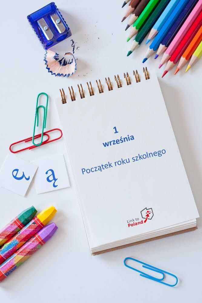 Dear Teachers, Pupils and Parents, with the beginning of the new school year, we wish you good luck, lots of success, satisfaction, joy and wonderful moments. Greetings to all schools in Poland and Polish schools abroad!  #school #polishschools #abroad