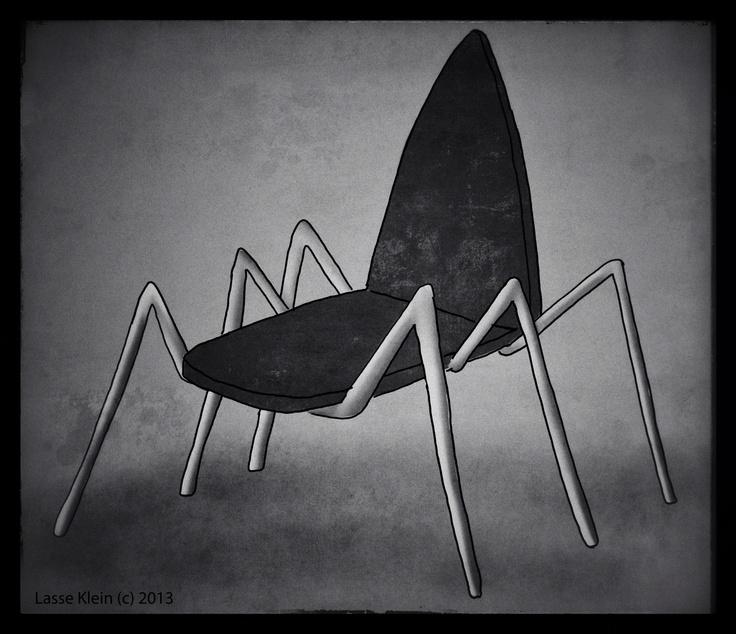 Scorpion Chair – Concept