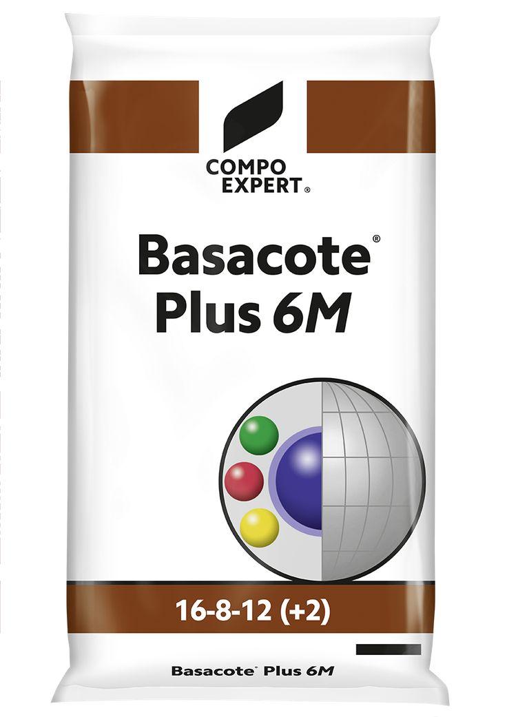 ΠΕΡΙΚΑΛΥΜΜΕΝΑ ΛΙΠΑΣΜΑΤΑ Basacote Plus 6M Σύνθεση: 16-8-12 (+2) + ΙΧΝ Ιχνοστοχεία: 0,02%Β, 0,05%Cu, 0,4%Fe, 0,06%Mn, 0,015%Mo, 0,02%Zn Μέγεθος κόκκου: 2,5 - 3,5 mm. Χρήση: ενσωμάτωση στο υπόστρωμα σε καλλιέργειες μέσου βιολογικού κύκλου. Διάρκεια δράσης περίπου 6 μήνες. Δοσολογία: καλοκαίρι, 2-3 κιλά ανά κυβικό υποστρώματος. χειμώνα, 3-4 κιλά ανά κυβικό υποστρώματος. Συσκευασία: σάκοι των 25 κιλών.