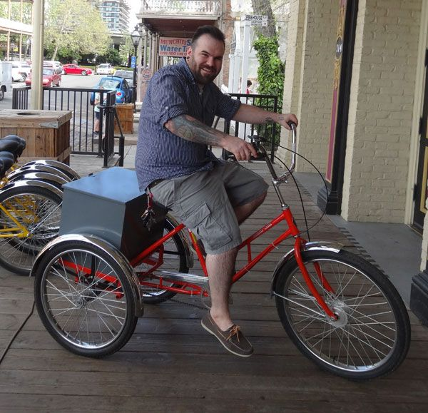 Adult Tricycles Worksman Of The Other Lighter Duty