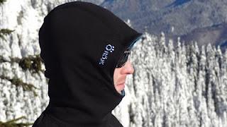 Rojk Helmet Hood Technical Outdoor Hoodie