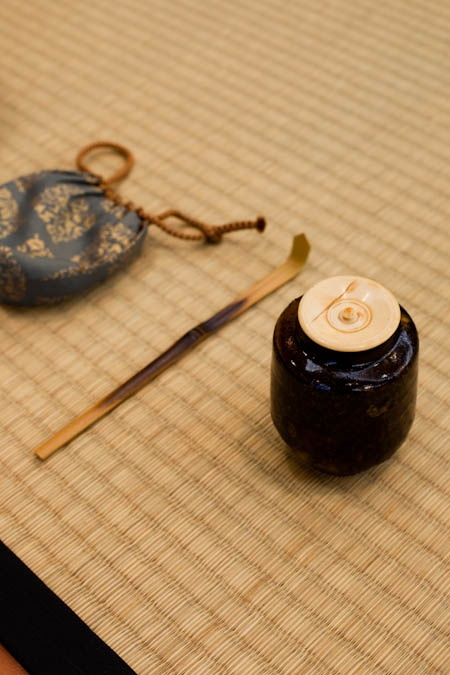 Tea ceremony : 茶道