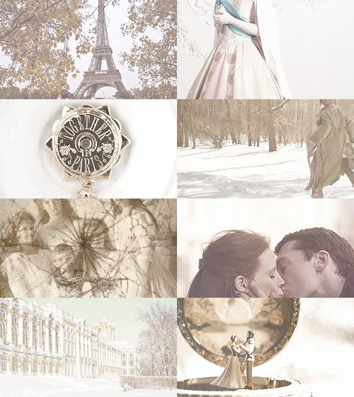 I love Anastasia and the whole mystery and story