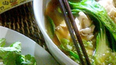 Kylie Kwong's Simple Fish Soup