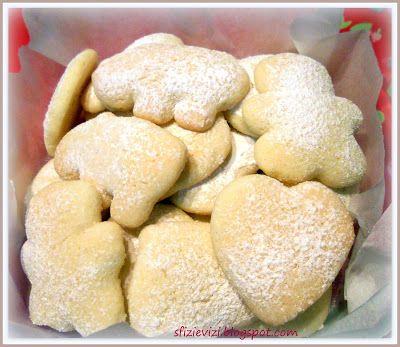 Sfizi & Vizi: Biscotti sofficissimi con la farina di riso (senza...