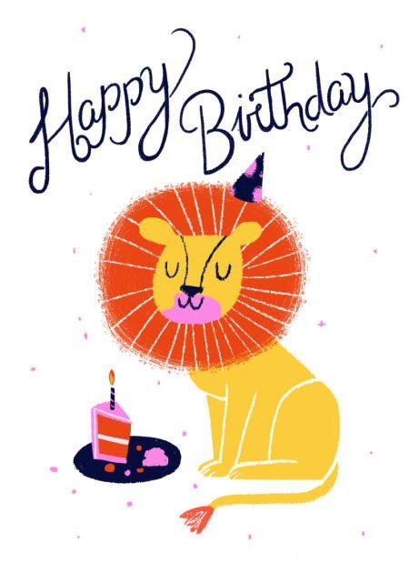 Giovana Medeiros - Birthday_lion_giovanam