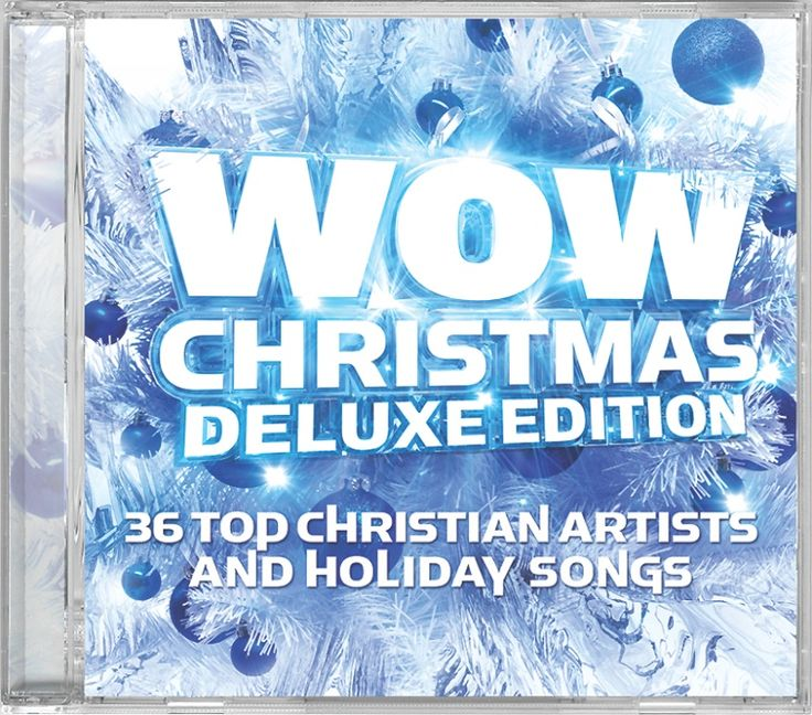 WOW Christmas Blue Deluxe Edition (2 CDs)