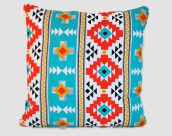 Southwestern pillow | Etsy