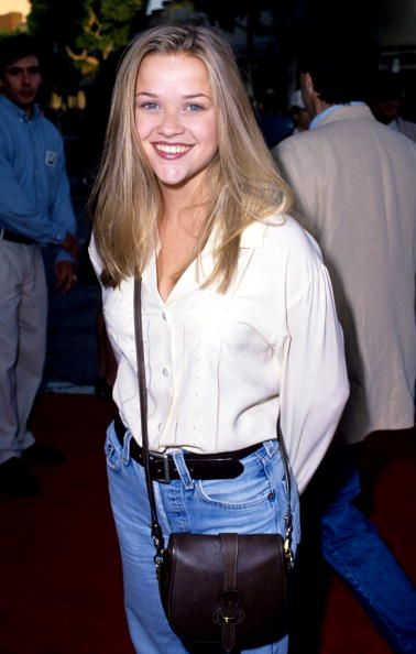 Reese Witherspoon during 'True Lies' Los Angeles Premiere at Mann's Village Theater in Westwood, California, United States.