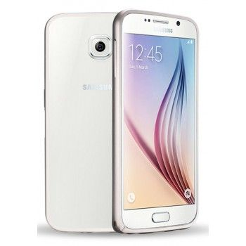 Samsung Galaxy S6 Metal Bumper Lüks Gümüş Kılıf http://www.telefongiydir.com.tr/samsung-galaxy-s6-metal-bumper-luks-gumus-kilif-urun3764.html