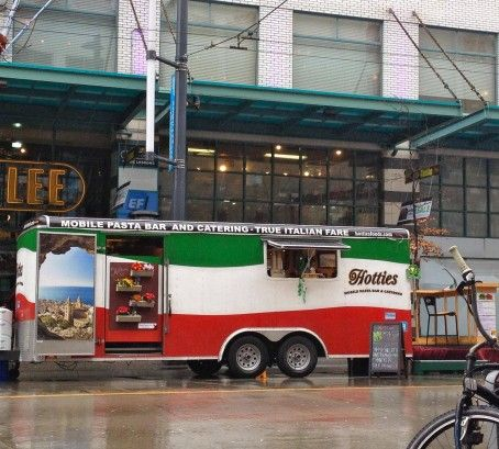 Favourite Local Food Truck: Hotties Foods #WeHeartLocal