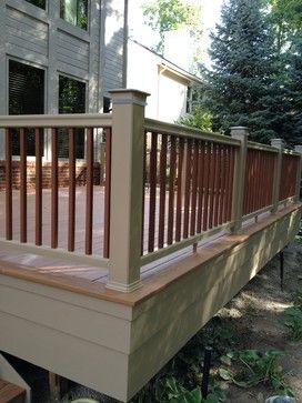 17 Best Images About Deck Fascia On Pinterest Two Year