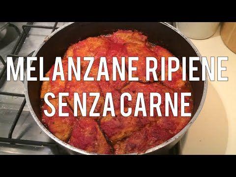 """Verdure alla """"scapece"""" (zucchine, patate, melanzane, peperoni) - YouTube"""