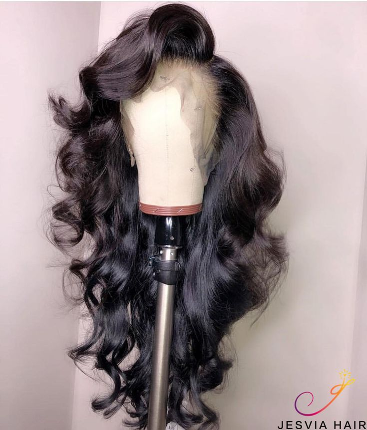 Jesvia hair 360 wig loose wave hairstyle