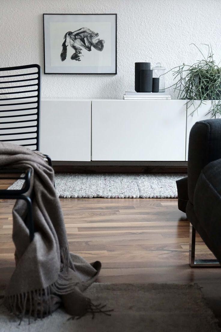 Livingroom Scandi Style Www.stilreich Dekoart.blogspot.de