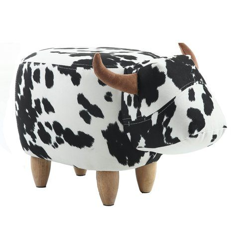 Gardeco Footstool Red Candy Storage Footstool Quirky Decor