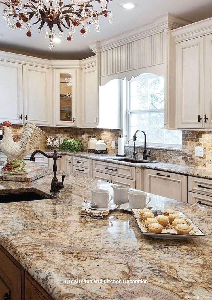 12 Amazing And Cheap Ideas For A Kitchen Make Over 1 Sink Shelves Country Kitchen Designs Kitchen Design Kitchen Cabinets Makeover