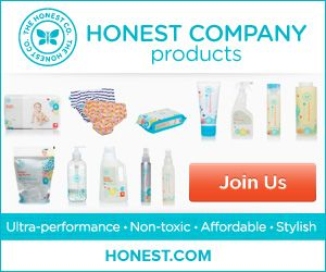FREE Trial of The Honest Co. Diapers, Wipes or Essential Products (Just Pay SH)!
