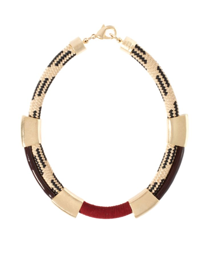 Collar Melora de Orly Genger By Jaclyn Mayer