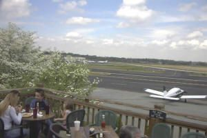 Downwind Restaurant and Lounge at PDK Airport in Atlanta