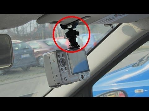 Visor Clip Camera Mount