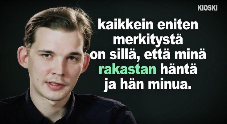 Rakkaus muuttaa ihmistä.  Esa Holappa perusti aikoinaan Suomen vastarintaliikkeen. Nyt hän toimii radikalisoitumista ehkäisevässä Exit-hankkeessa ja on onnellisesti naimisissa kiinalaisen Danin kanssa. Katso video: https://www.facebook.com/ylekioski/videos/1667960490162063/
