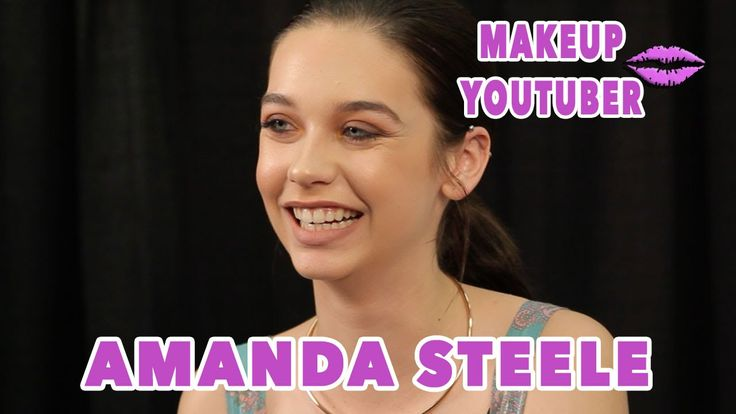 "YH is at VidCon in Anaheim where we sit down with YouTube beauty guru Amanda Steele to talk about her wildly popular makeup tutorials, which have expanded into fashion and skin care, plus her webseries ""The Social Life""! She also reveals who she is most excited to see at the convention, tells us one thing her fans might not know about her, and plays a quick round of ""Would You Rather""! #yh #younghollywood #vidcon #amandasteele #losangeles"