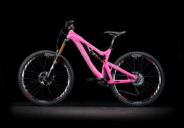 Intense Tracer 275 in Hot Pink. If only....