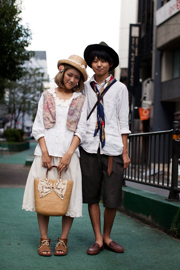 : Hats, Thesartorialist, Fashion, Country Girls, Cute Couples, Couple Styles, The Sartorialist, Boys Girls, Asian