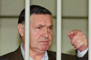 Mafia boss Salvatore 'the Beast' Riina threatens prosecutor