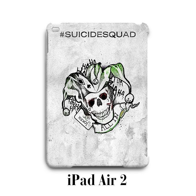 Joker Suicide Squad 02 iPad Air 2 Case Cover Wrap Around