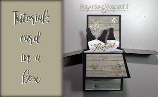 Auguriamo!: Tutorial:card in a box
