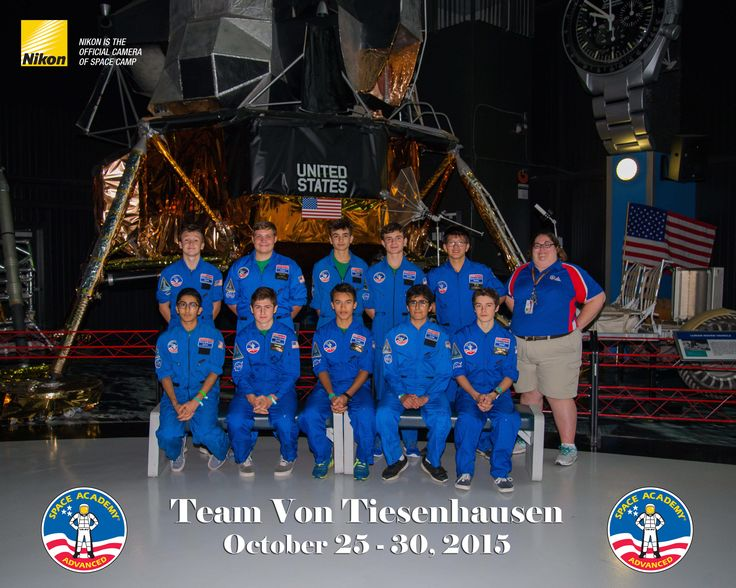Space Camp 2015