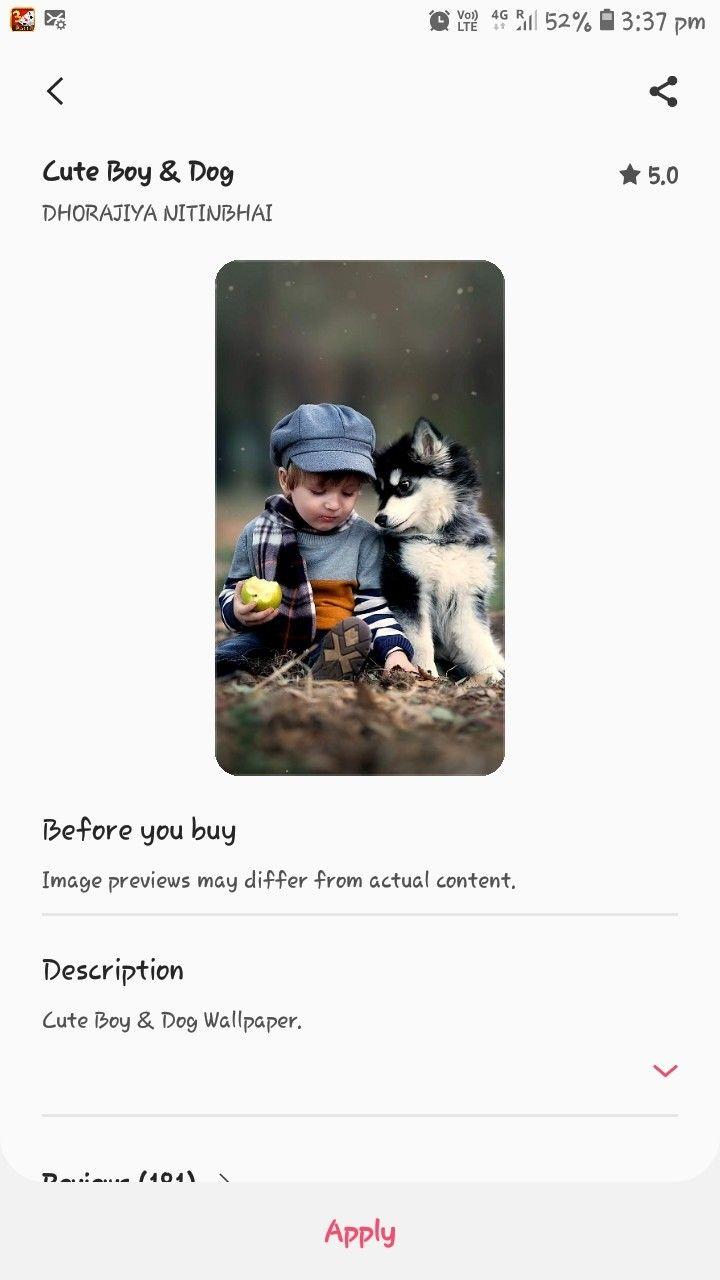 Pin By Amitss Dewan On Boy Dog Boy Dog Dog Wallpaper Cute Boys